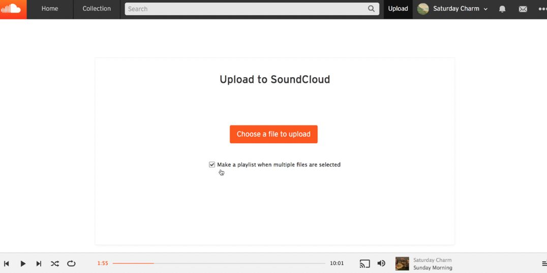 A Guide On How To Upload To SoundCloud Using Your Phone