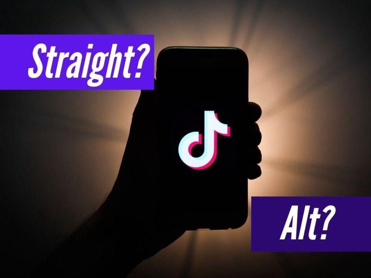 What is alt tiktok?